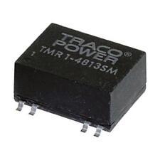 1 x TRACOPOWER Isolated DC-DC Converter TMR 1-4822SM Vin 36-75V dc Vout ±12V dc