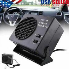12V 300W Auto Car Portable Ceramic Heater Cooler Dryer Fan Defroster Demister