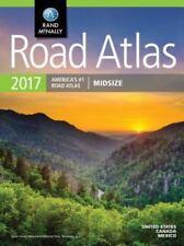 Rand McNally 2017 Midsize Road Atlas (Rand Mcnally Road Atlas Midsize) by Rand