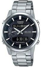 2017 NEW CASIO wrist watch Rinjage radio wave solar LCW-M600D-1BJF Men's