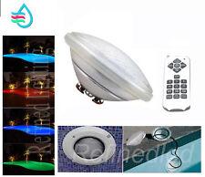 LED PAR56 AMPOULE LAMPE PROJECTEUR Piscine éclairage Télécommande 35W RGB CE