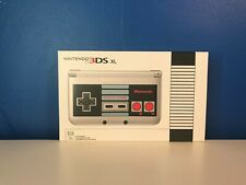 NINTENDO 3DS XL Retro NES Edition Silver Handheld System - BRAND NEW & NEVER OPE