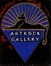 ArtRock Gallery Catalog #32 (8.5 x 10.75, 32 Pgs 1997-8) Rick Griffin/Mouse/Coop