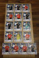 Autogrammkarten, Hertha BSC Berlin signiert, 2010/2011, Fußball, Bundesliga, Neu