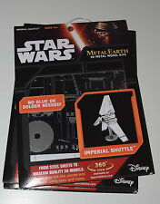 Metal Earth Imperial Shuttle Star Wars 3D Model Kit MMS259 AuthenticFascinations