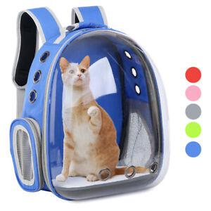 Pet carrier Travel Bag Space Capsule Dog Cat Backpack For Small Pet Handbag T/y