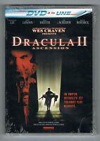 WES CRAVEN PRÉSENTE : DRACULA II - ASCENSION - PATRICK LUSSIER - DVD NEUF
