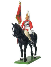 BRITAINS SOLDIERS 41076 - Life Guard Standard Bearer Mounted