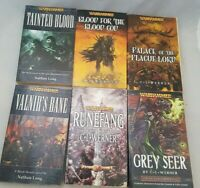 Warhammer Books Novels Collection
