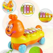 Cute Funny Baby Kids Simulator Musical Car Toys Kids Educational Learning Toy