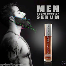 Natural Eyebrow Beard Moustache Sideburns Hair Growth Serum - Ginseng 8ml