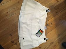 Women's Nike Tennis Skort with Ball Shorts, White, Size Extra Large