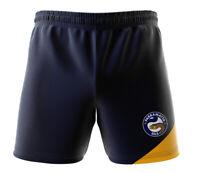 Parramatta Eels NRL 2020 Classic Training Shorts Sizes S-5XL! S20