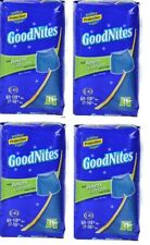 Goodnites Boxers Style Sleep Shorts for Boys Fits 60 to 110 Lbs 4 Packs of 11