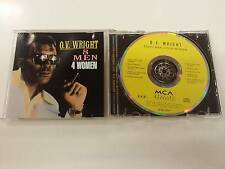 O.V. WRIGHT 8 MEN 4 WOMAN CD 1997