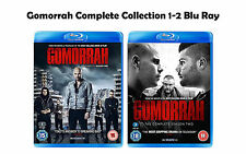 Gomorrah Complete Collection 1-2 Blu Ray All Seasons 1 2 Original UK Rel NEW R2