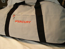 "Fishing-New Large Gray Mercury ""Carry On"" Gear Bag"