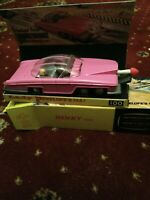 Dinky Toys No 100 Fab 1 Thunderbirds Lady Penelopes Pink Rolls Royce & Repr Box