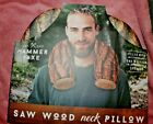 CAMO   Travel Neck Pillow Back Cooling Hunters  MICRO BEADS SPANDEX  NEW $36