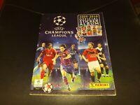 Album = alle Sticker CL 10//11 Panini Champions League 2010//2011 Satz komplett