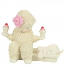 Snowbabies 4058395 Balanced Diet Figurine