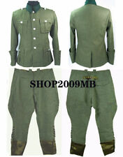Collectables Performance WW2 German M36 Officer wool Uniform Jacket&Breeches S