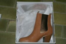 New I Love Billy CAPPY DT TAN BRONZE ELASTIC BOOT Womens Casual Boots Ankle