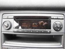 SMART FORFOUR RADIO/ CD PLAYER W454 10/04-11/06