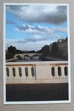 CP - PARIS - PONT LOUIS PHILIPPE - 1982 - JOHN BATHO - EDITIONS MILLE P 8201 *