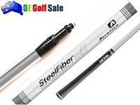 AEROTECH STEELFIBER 65 75 85 SHAFT +ADAPTOR SLEEVE TIP FOR MAJOR BRAND DRIVER FW