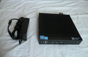 Dell Wyse 5070 Thin Client Intel Celeron J4105, 4GB RAM, 16GB SSD + PSU
