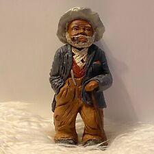 All God's Children Uncle Bud Black Martha Holcombe Figurine #13