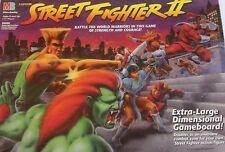 Capcom Street Fighter II Board Game