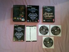 NEVERWINTER NIGHTS 1 - ORIGINAL CARDBOARD BOX EDITION - PC GAME + BONUS
