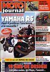 MOTO JOURNAL 1792 YAMAHA YZF 600 R6 SUZUKI GSF 650 S Bandit HONDA CBF ABS 2007