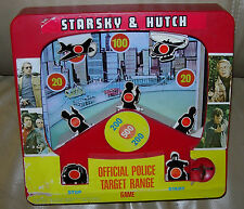 STARSKY AND HUTCH OFFICIAL POLICE TARGET GAME  ARCO  1977  1970'S TV SHOW