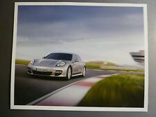 2008 Porsche Panamera 4-Door Press Photo (Foto) RARE!! Awesome L@@K