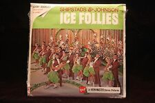 "Ice Follies Viewmaster 1970 ""Shipstads & Johnson"" Rare Factory Sealed"