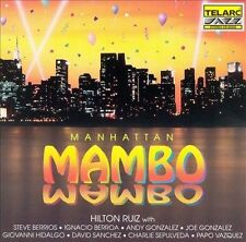 NEW Manhattan Mambo (Audio CD)