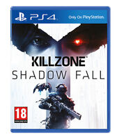 KILLZONE SHADOW FALL  PS4 CASTELLANO NUEVO PRECINTADO PS4