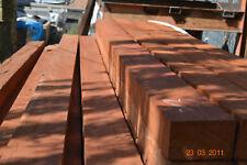 Redgum Fence Post 125x75 @ 2.7mt Red Gum Posts