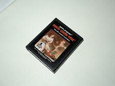 MATH GRAN PRIX atari 2600 game cartridge videogame cart