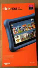 "Neues AngebotAmazon Fire HD 8 Kids Edition 8th Gen 32gb Tablet 8"" Display WLAN-PINK"