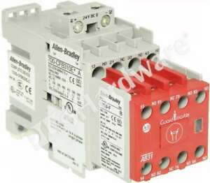 Allen Bradley 700S-CFB620EJC /A Safety Control Relay 8-P 3NO / 1NC 24V DC