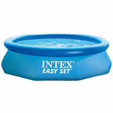 NEU Intex 28130 Easy Set Pool Ø 366x76cm ca. 5621 Liter Volumen ohne Pumpe