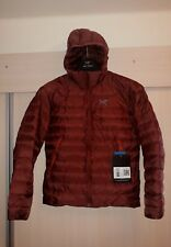 100% AUTHENTIC ARCTERYX CERIUM LT DOWN HOODY JACKET SMALL