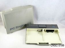 PC Engine Interface Unit NEC CD-ROM2 (Briefcase only) PCE US Seller IFU-30 C
