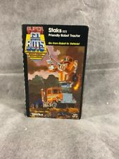 Super Go Bots GoBots Staks 023 Friendly Robot Tractor - Perfect in the Box!