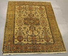 Handmade vintage wool traditional Turkish carpet  238cm x 173cm