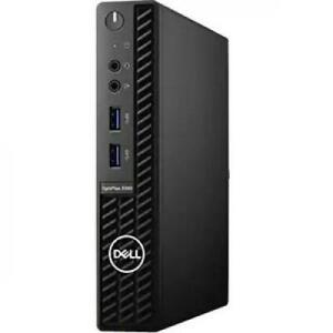Dell OptiPlex 3000 3080 Desktop Computer - Intel Core i3 10th Gen i3-10100T Quad